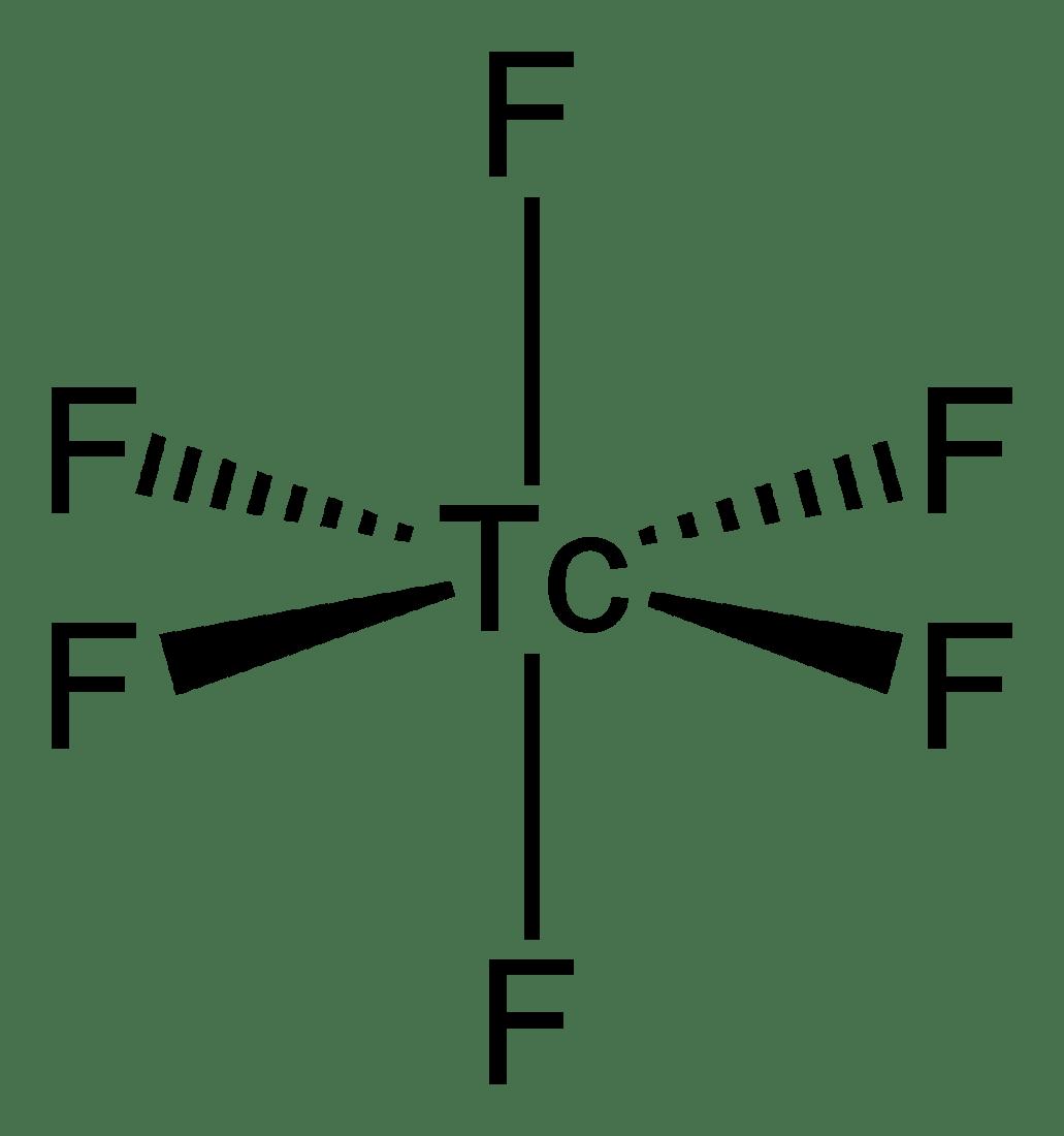 Technetium Hexafluoride