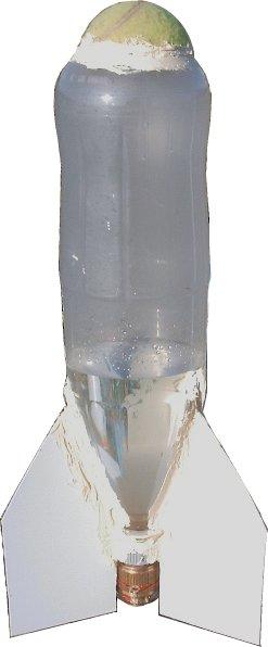 Wasserrakete