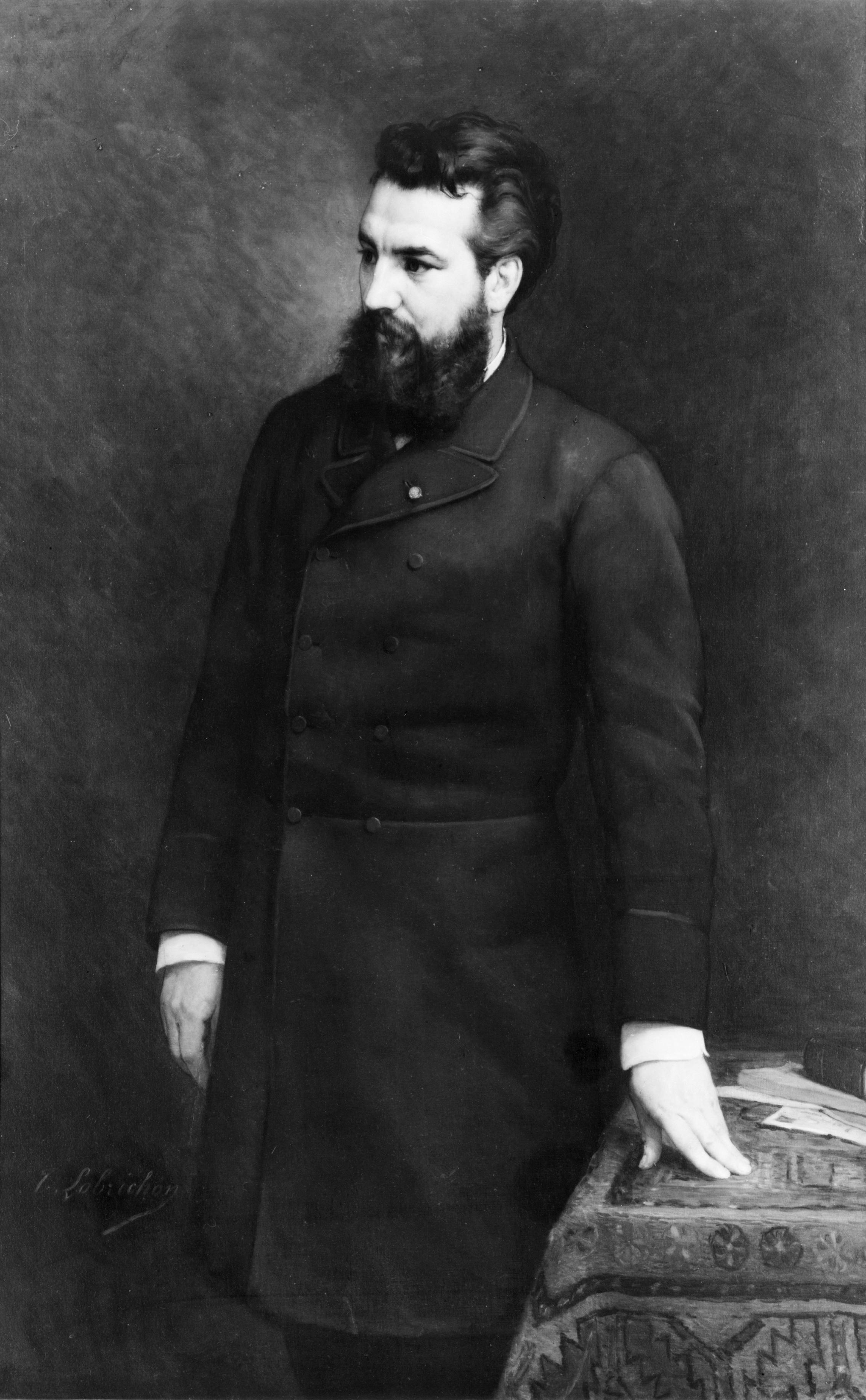 File Alexander Graham Bell Three Quarter Length Portrait