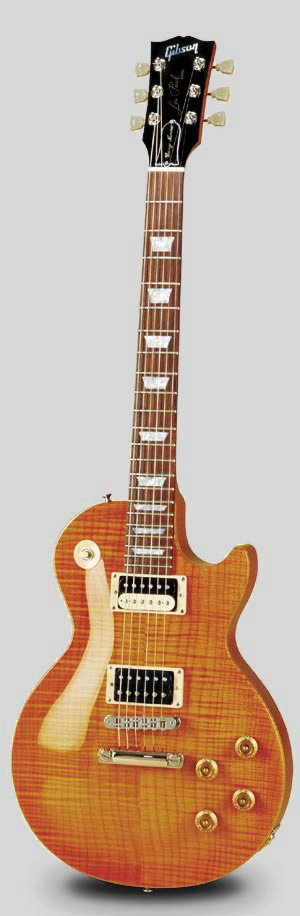 guitar Gibson Gary Moore Les Paul