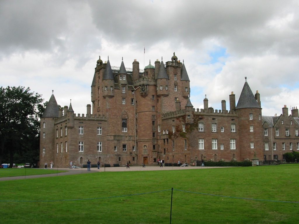 Image result for Glamis Castle in Glamis, United Kingdom