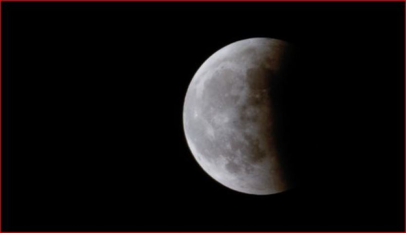 LUNAR ECLIPSE IN SAGITTARIUS 5 JUNE 2020