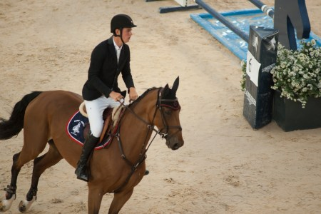 File:Jos Verlooy & Domino - 2013 Longines Global Champions Tour-2.jpg -  Wikimedia Commons