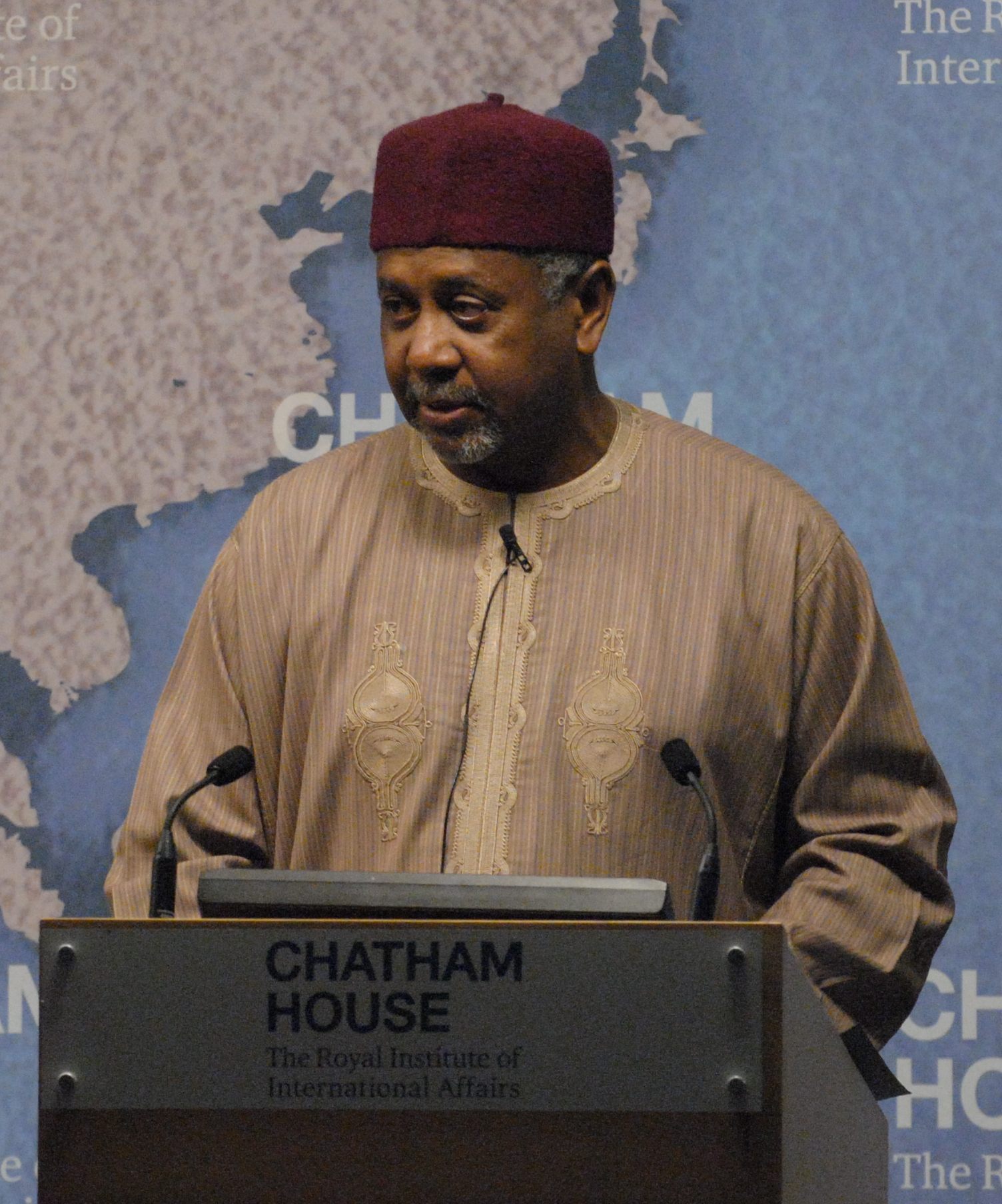 Foundation Lauds Fg On Dasuki's Release