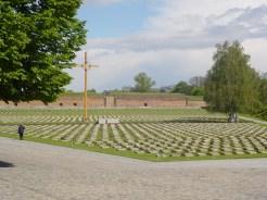 Theresienstadt - gedenkstenen