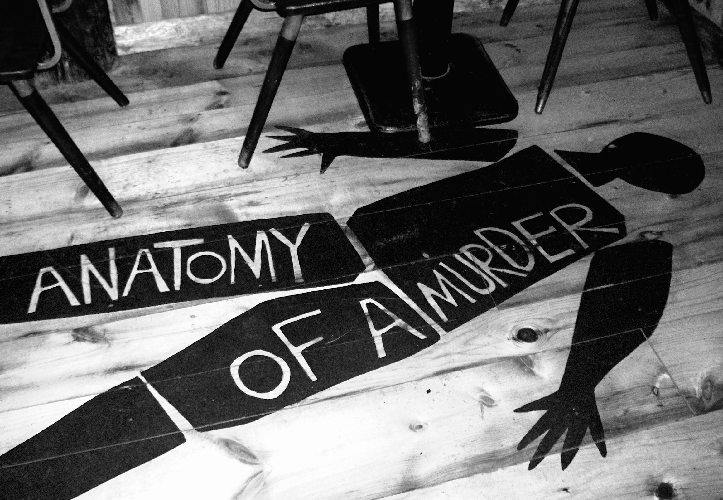 Una ópera prima, Anatomía de un asesinato | Cine y derecho