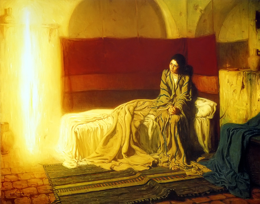 A is for Annunciation #atozchallenge #catholic