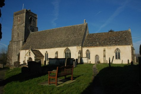 Photo of Arlingham Church