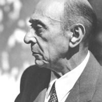 Schönberg Arnold, Un sopravvissuto di Varsavia