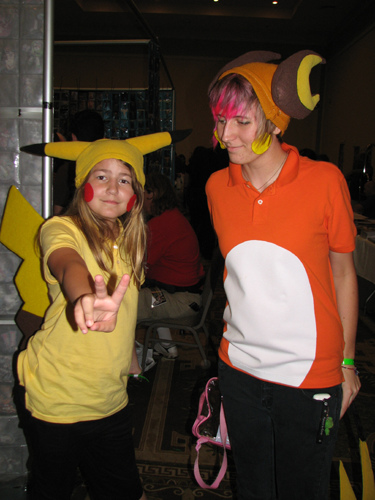 Pikachu And Raichu Game