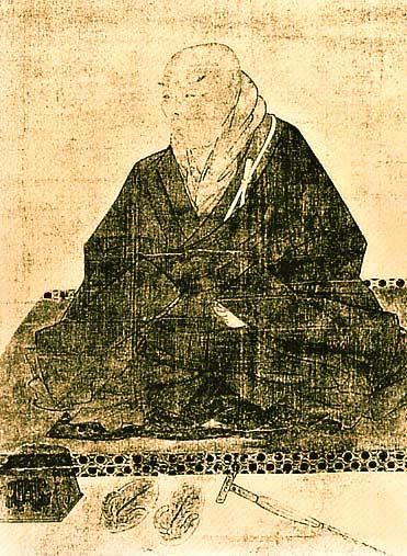 Shinran from Wikipedia