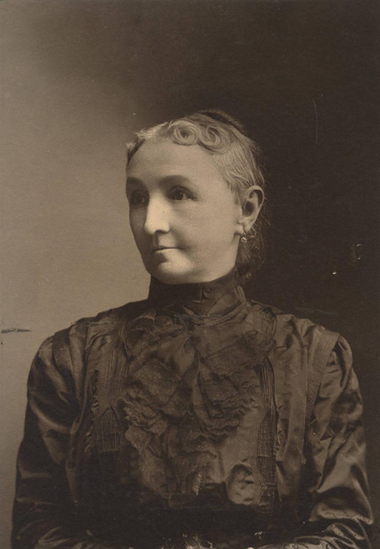 Augusta Jane Evans Wilson (1835-1909), America...