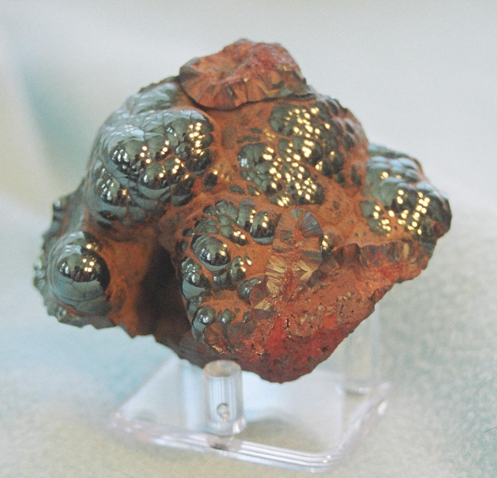 Hematite from Michigan