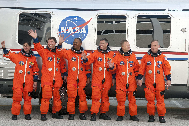 Image result for nasa orange jumpsuit