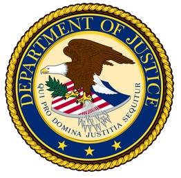 English: United States Department of Justice L...