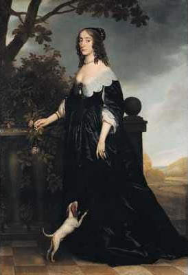Elizabeth Stuart Gerard van Honthorst 1642