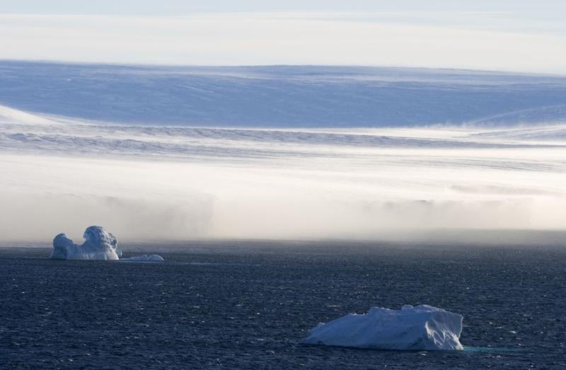 awan katabatic