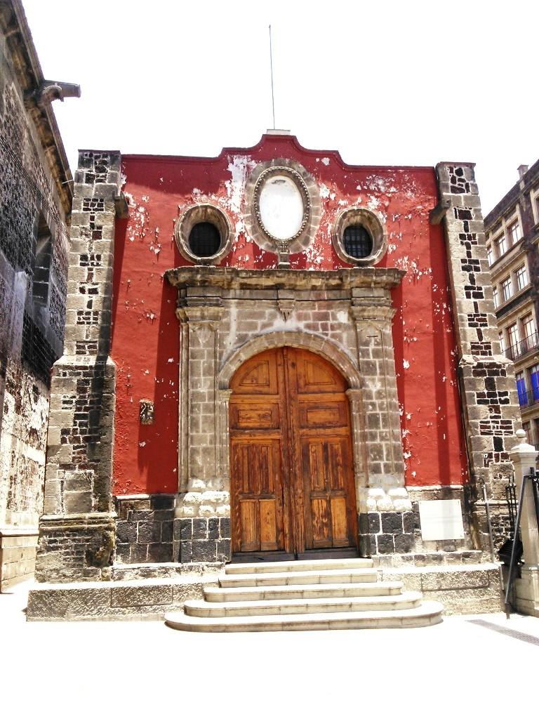 Capilla De Las 225 Nimas Ciudad De M 233 Xico Wikipedia La