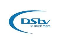 English: New DStv logo