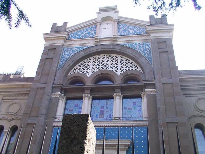 Arrestati quattro israeliani per il furto nella sinagoga for Arredi sacri milano
