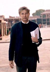 Orhan Pamuk, turkish novelist.
