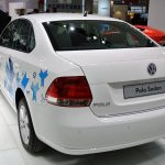 File Vw Polo Sedan At Hannover Messe 8714476248 Jpg Wikimedia Commons