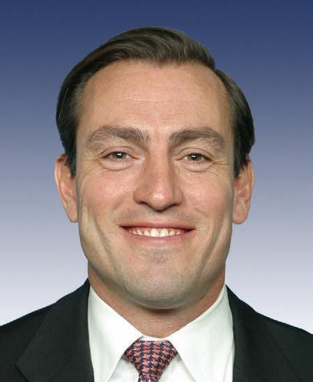 Fossellas Official Congressional Portrait