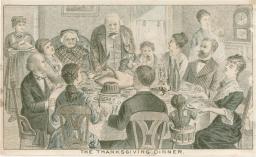 1870 Ridley Thanksgiving NY