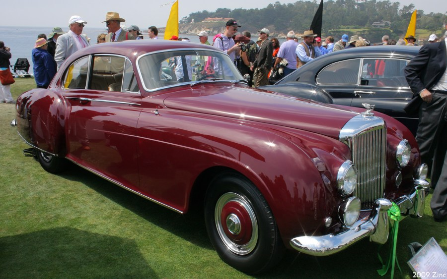 1954 cadillac cars » Bentley R Type Continental     Wikipedia Bentley R Type Continental Mulliner Sports Saloon