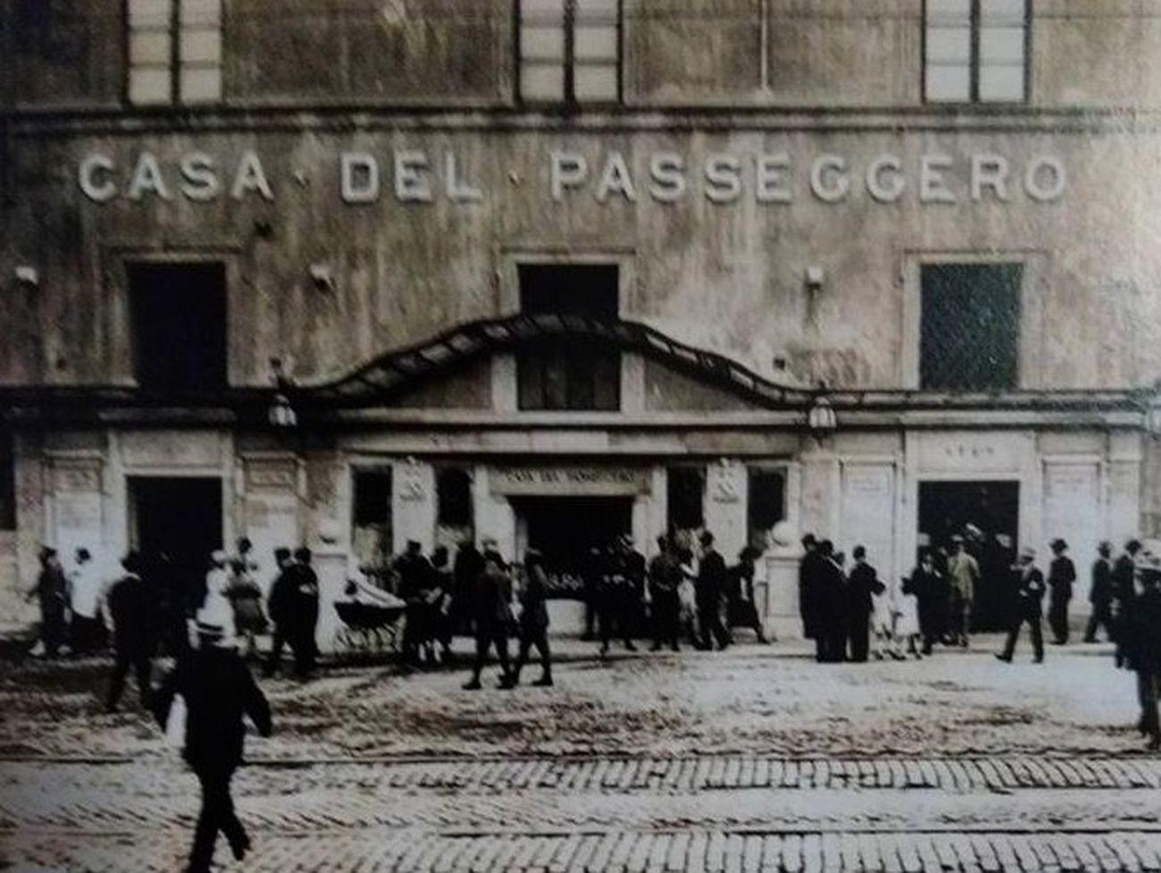 Casa Del Passeggero Wikipedia