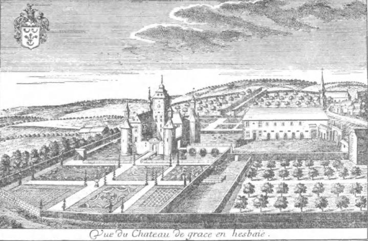Seigneurie De Grce Berleur Wikipdia