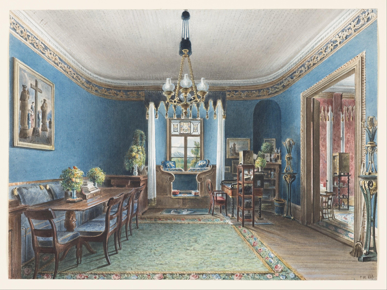 FileFriedrich Wilhelm Klose The Blue Room Schloss