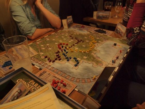 Image result for board games cafe