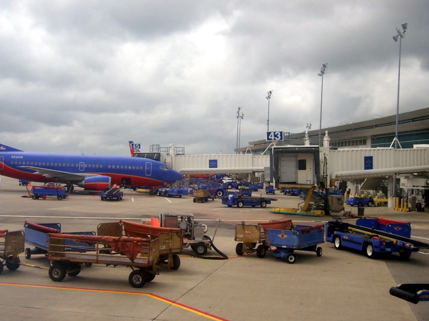 Southwest Airlines 2 Free Bags