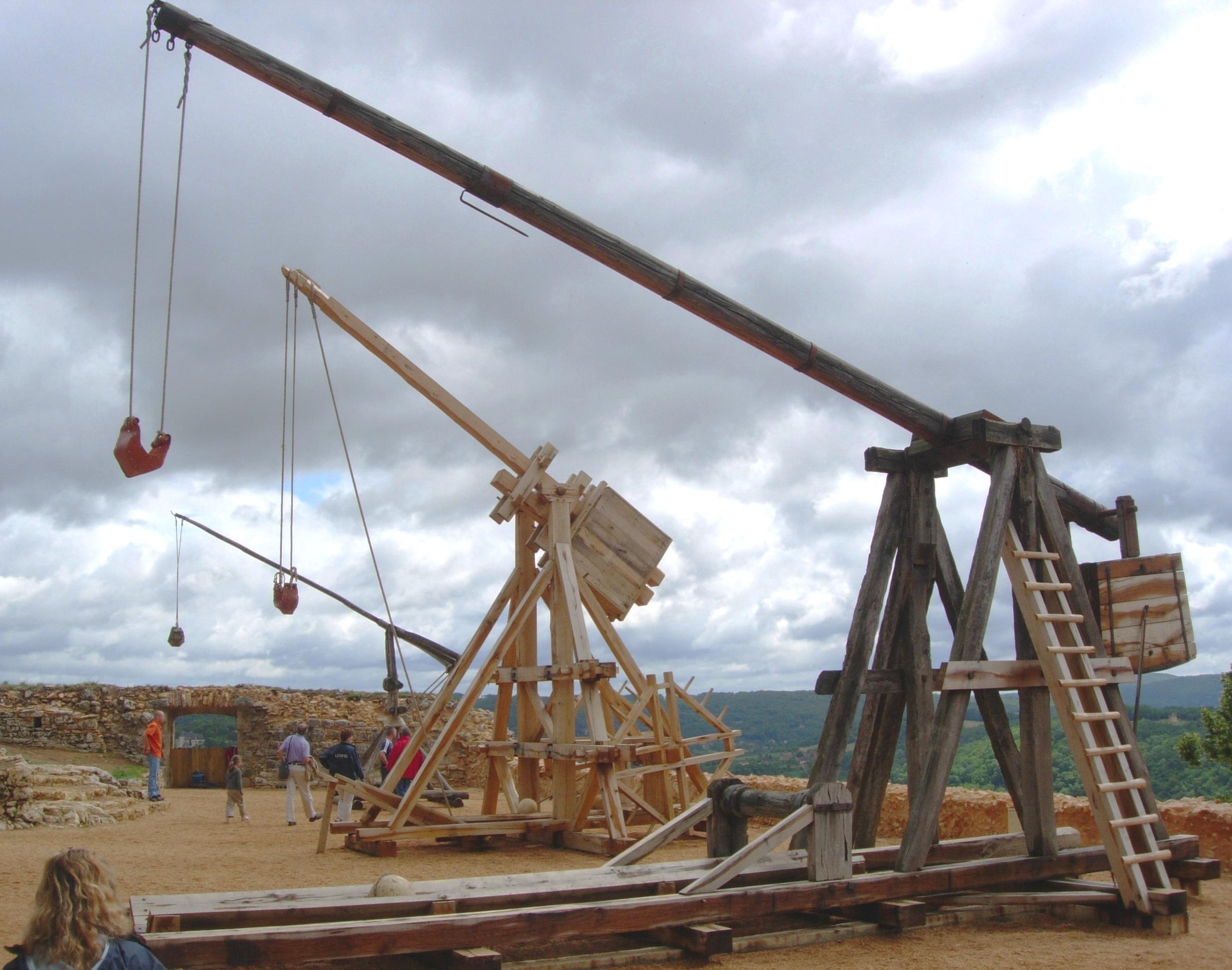 Siege Machine (reconstruction).