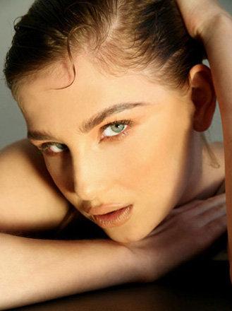 English: , Hungarian fashion model