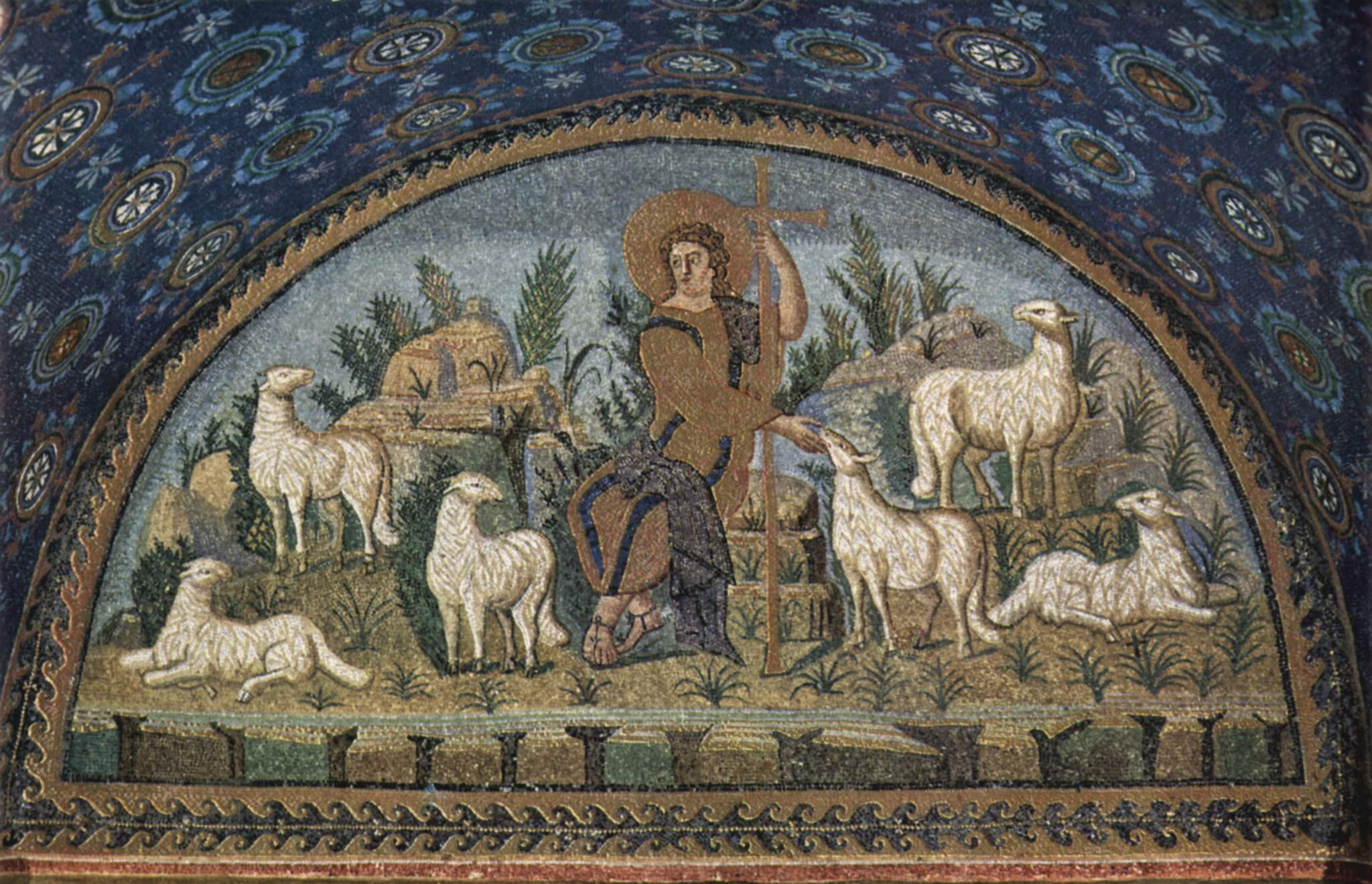 Archivo:Meister des Mausoleums der Galla Placidia in Ravenna 002.jpg
