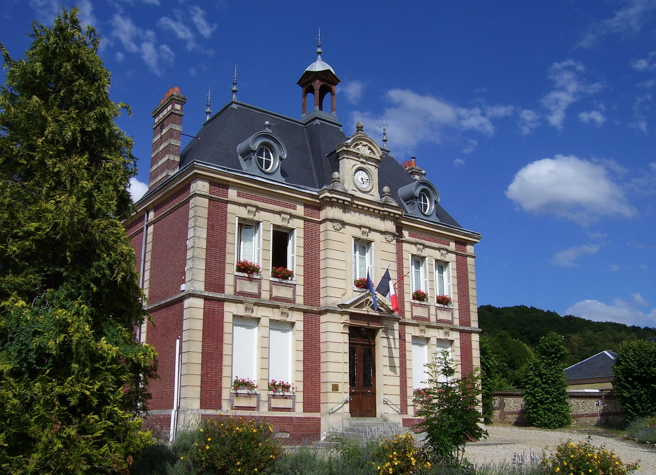 mairie pont-authou