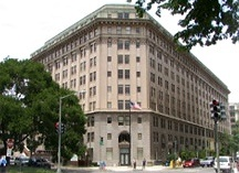 English: Central office of the Federal Bureau ...