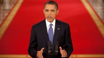 Obama speech on Afghanistan
