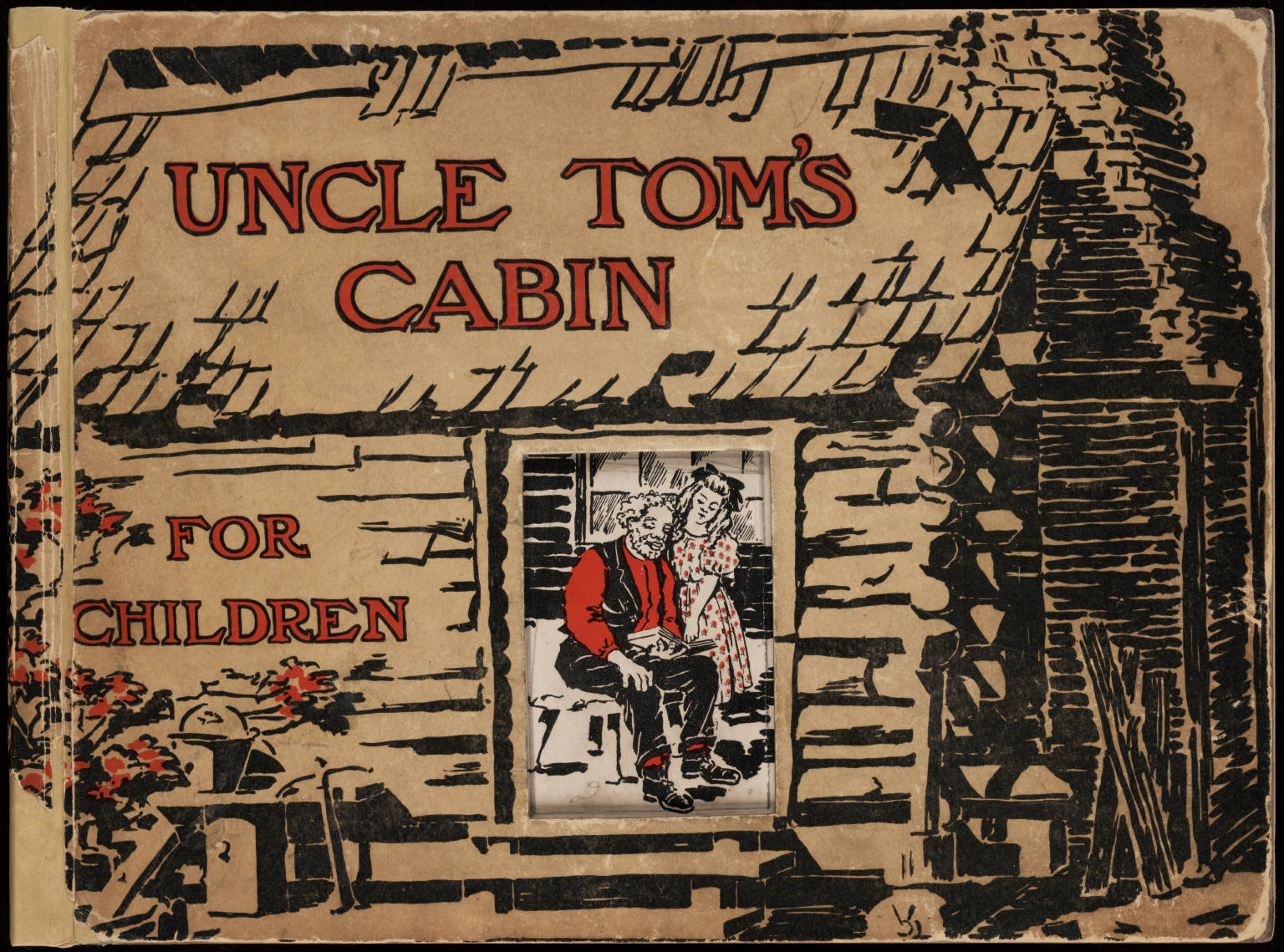 File Uncle Tom S Cabin For Children Book Cover