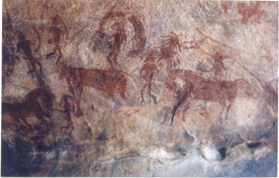 Bhimbetka rock painting .jpg