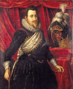 Christian IV Pieter Isaacsz 1612