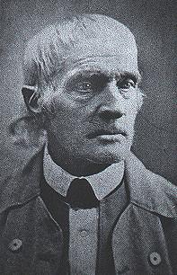English: portrait of Shaker Elder Joseph Brack...