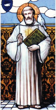 Picture of Saint Columbanus