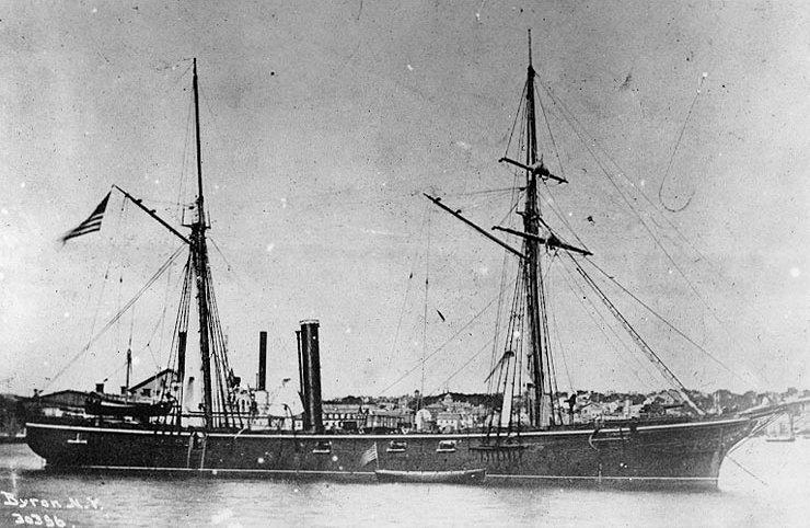 Uss Marblehead 1861 Wikipedia
