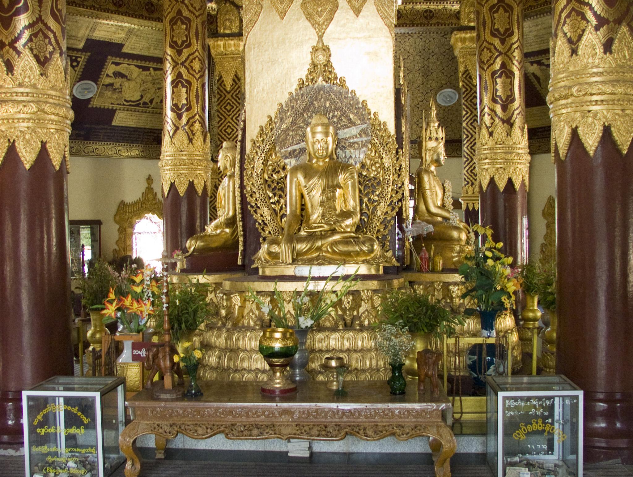 FileBuddha Altar Myingyan Myanmarjpg Wikimedia Commons