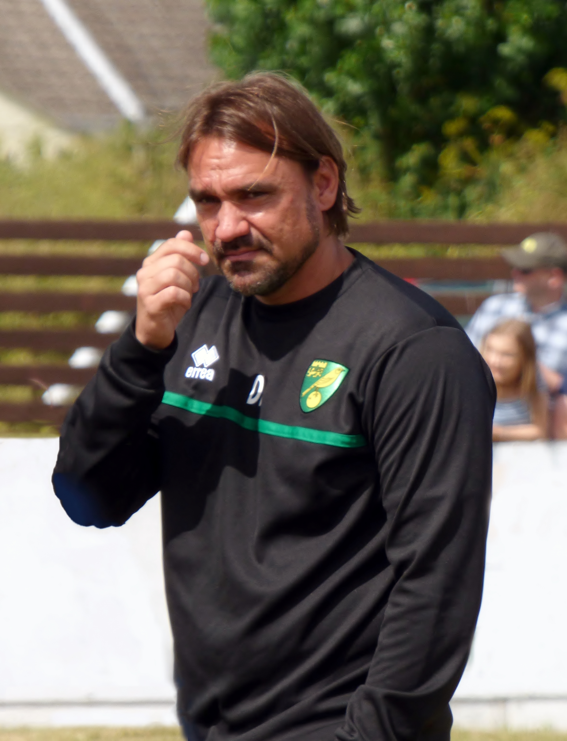 Struggling Norwich Rules Out 'panic Buying', Says Farke