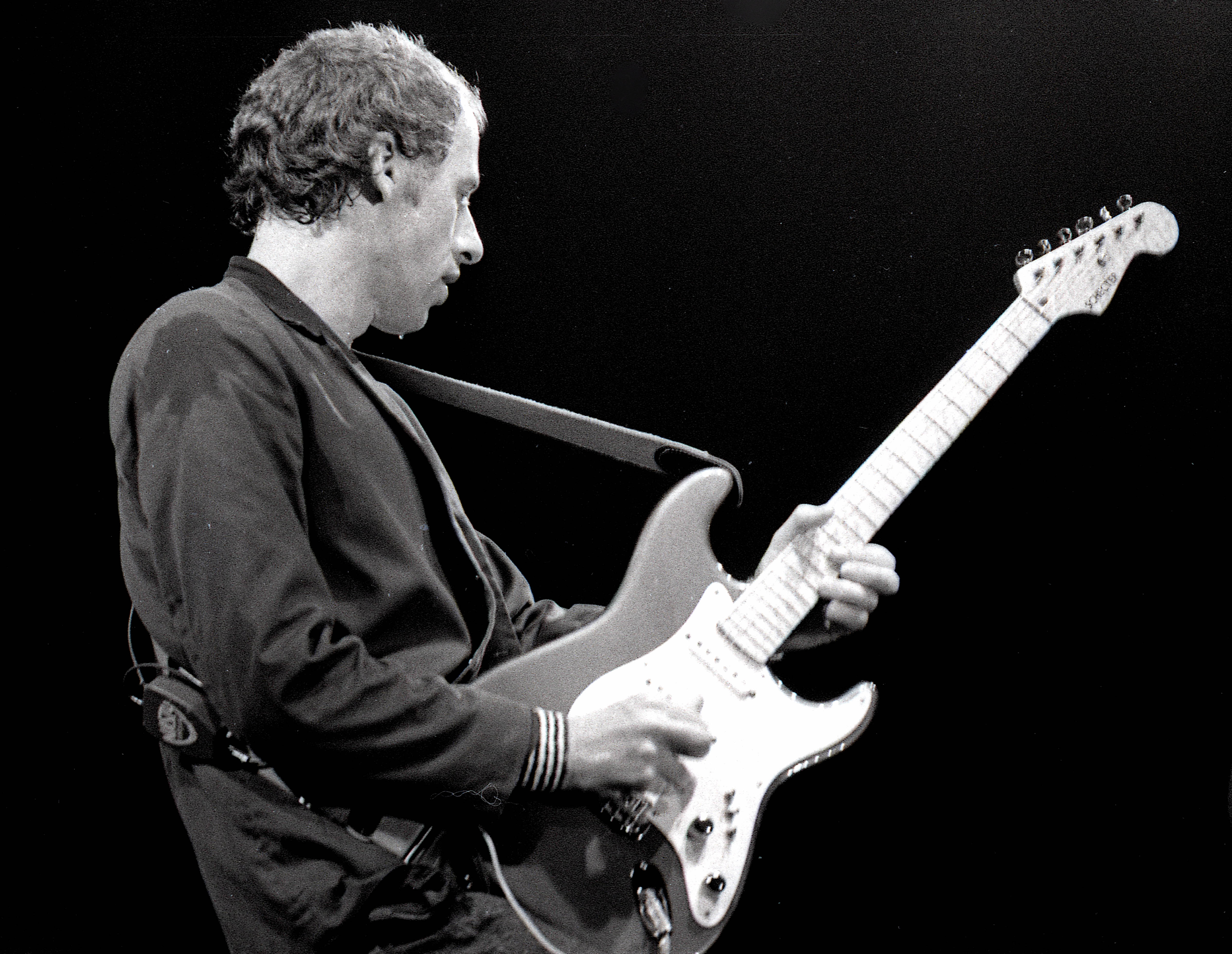David Gilmour Black Strat The Wiring Diagram