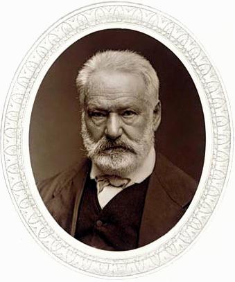English: Woodburytype of Victor Hugo